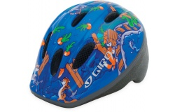 Kask Giro Me2 Blue Tunneling Animals