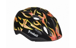 Kask juniorski LAZER JR dream black orange