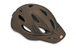 Kask rowerowy Bell Citi Brown Leather