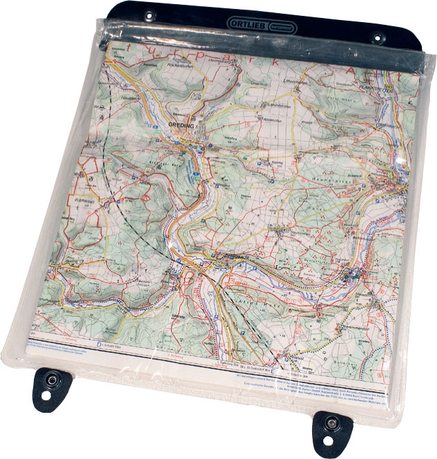 Mapnik Ortlieb Map Case for Ultimate